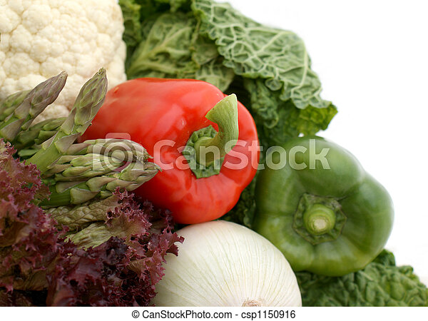Fruit and vegetables - csp1150916
