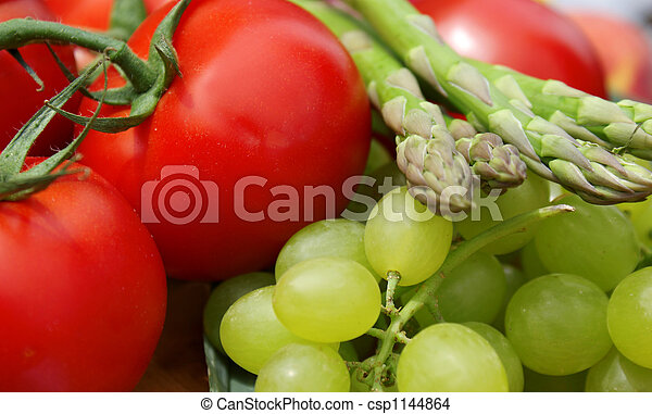 Fruit and vegetables - csp1144864