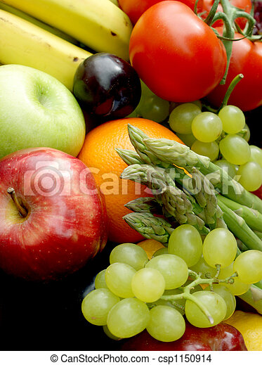 Fruit and vegetables - csp1150914