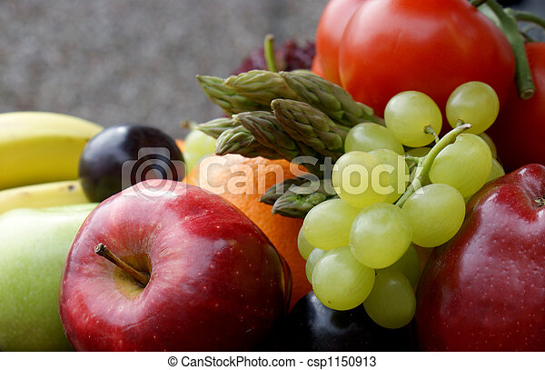 Fruit and vegetables - csp1150913