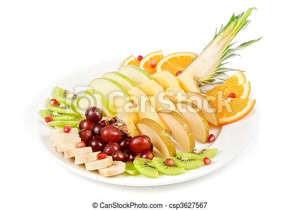 Fruit assortment - csp3627567
