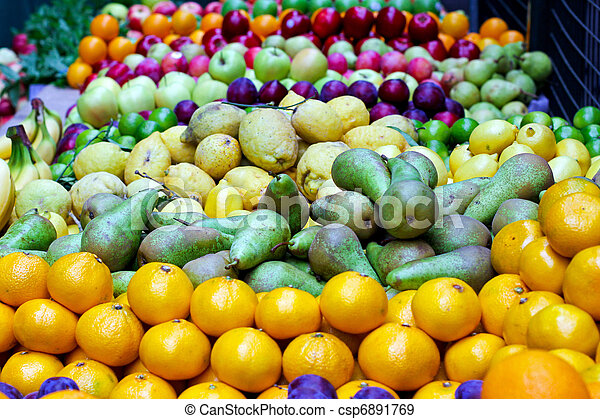 Fruit assortment - csp6891769