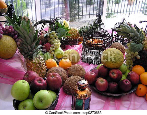 fruit assortment - csp0270663