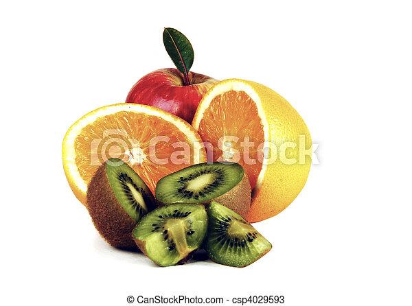 Fruit Assortment - csp4029593
