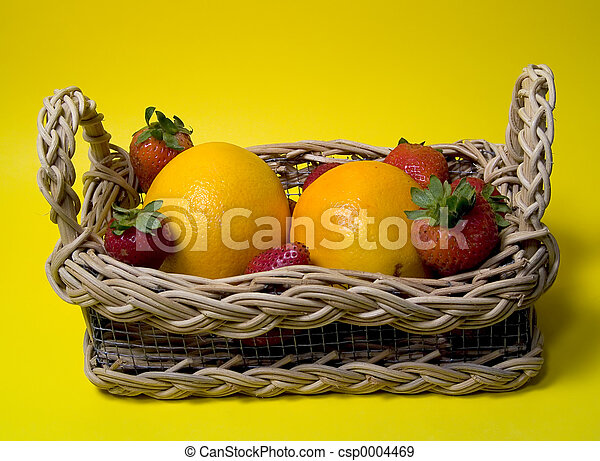Fruit Basket - csp0004469