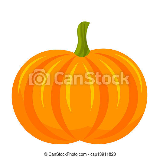 fruit, citrouille - csp13911820