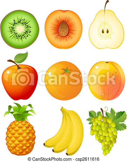 fruit - csp2611616