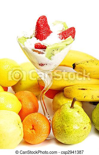 Fruit cocktail - csp2941387