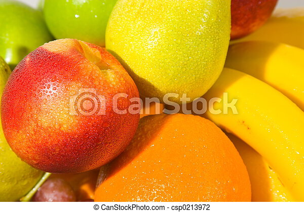 fruit cocktail - csp0213972