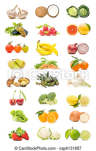 fruit collection - csp4131687