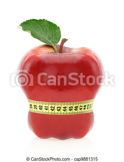 Fruit diet concept - csp9881315