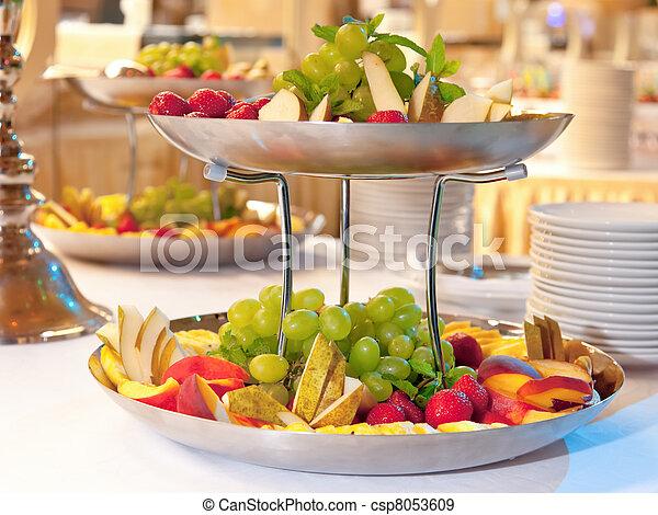 Fruit dish - csp8053609