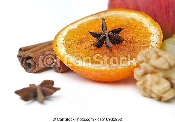fruit for celebrations - csp16985952