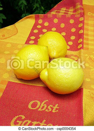Fruit Garden - csp0004354