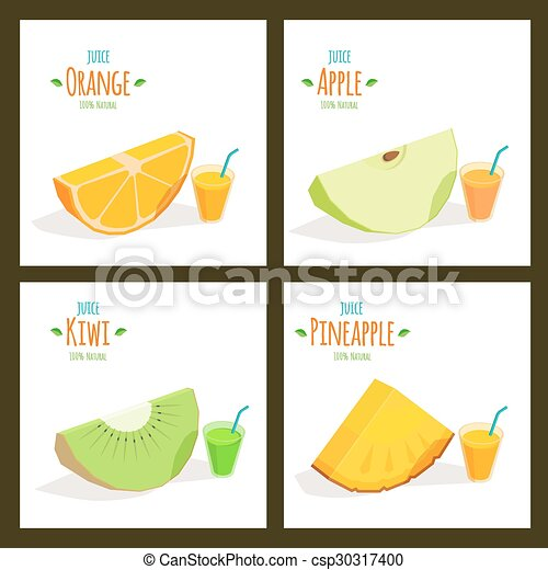 Fruit juices - csp30317400