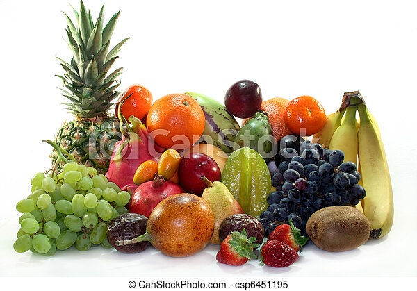 Fruit mix - csp6451195
