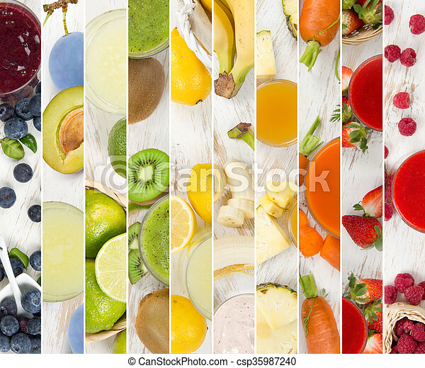 Fruit Mix Stripes