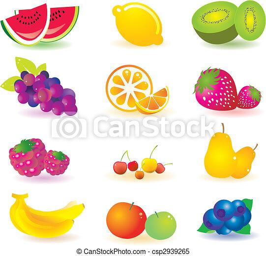 fruit pattern - csp2939265