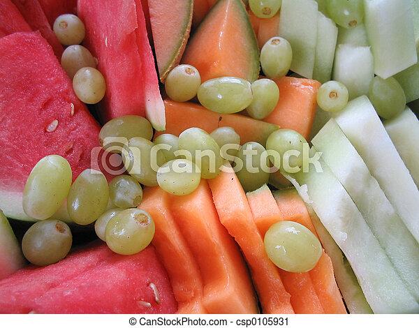 Fruit platter - csp0105931