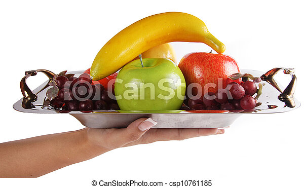 Fruit Platter - csp10761185