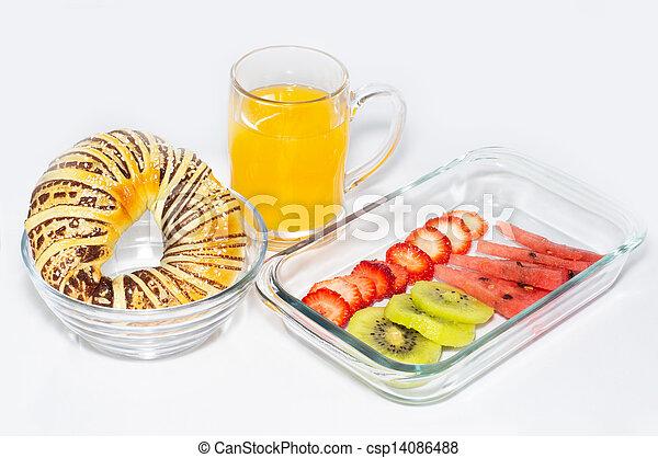 Fruit platter - csp14086488