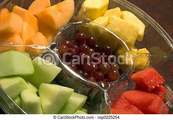 Fruit Platter - csp0225254