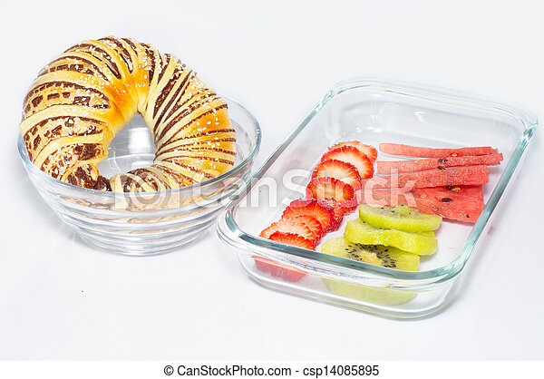 Fruit platter - csp14085895