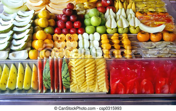 fruit-shop - csp0315993
