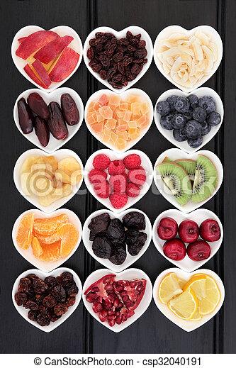 Fruit Superfood - csp32040191