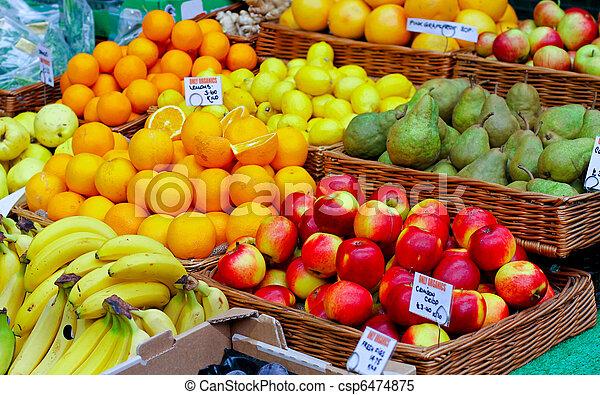 Fruit variety - csp6474875