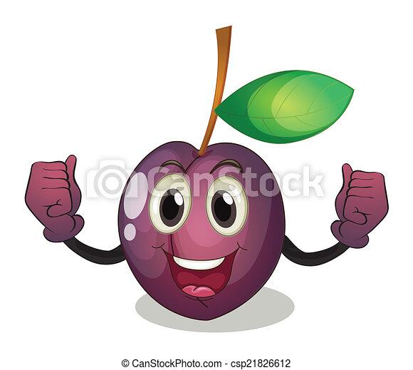 Fruit - csp21826612