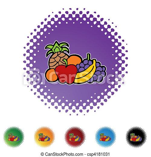 Fruit - csp4181031