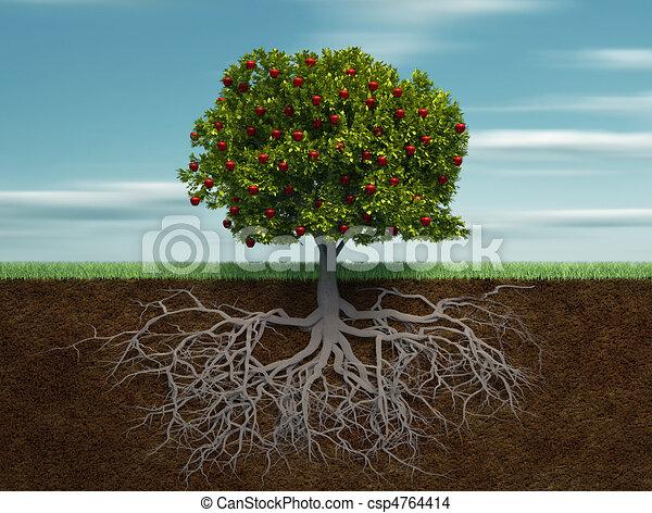 Fruiter - csp4764414