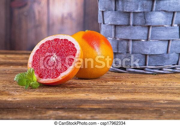 Frutas - csp17962334