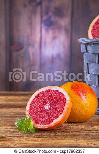 Frutas - csp17962337
