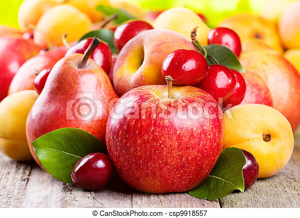 fruits and berries - csp9918557