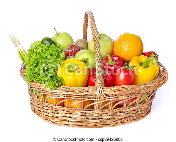 Fruits and vegetable - csp39426988