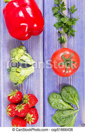 Fruits and vegetables containing vitamin c and natural stock fruits and vegetables containing vitamin c and natural minerals concept of strengthening immunity csp51666438 workwithnaturefo