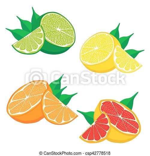 Frutas - csp42778518