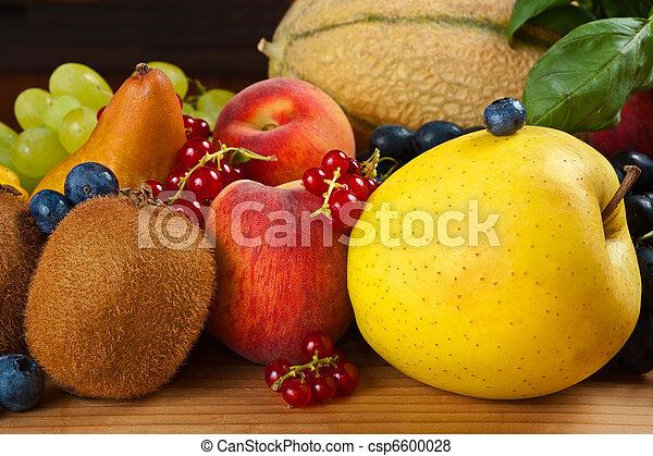 Fruits mix - csp6600028