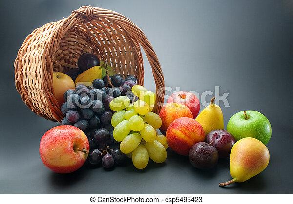 fruits - csp5495423