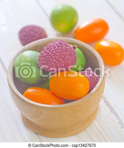 Fruits - csp13427670
