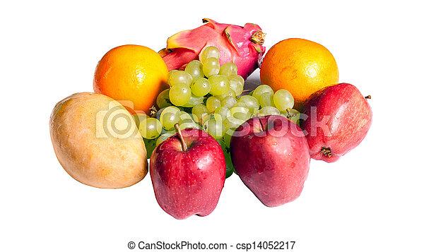 fruits. - csp14052217