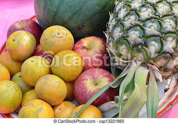 Fruits - csp13221860