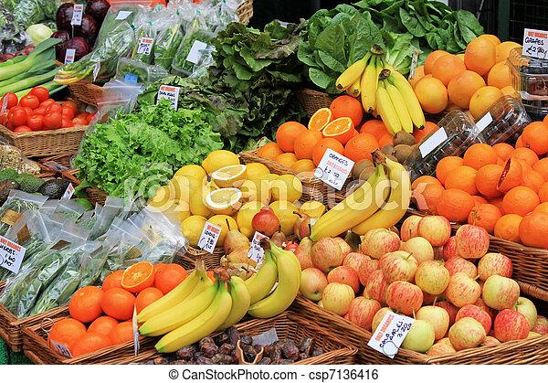 Fruits - csp7136416