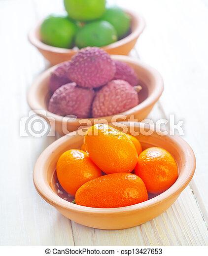 Fruits - csp13427653