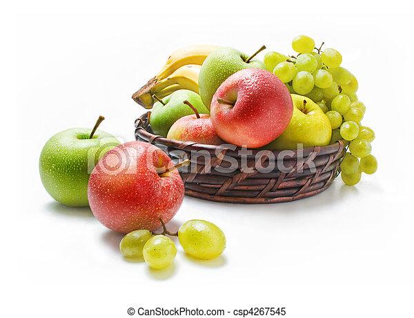 Fruits - csp4267545
