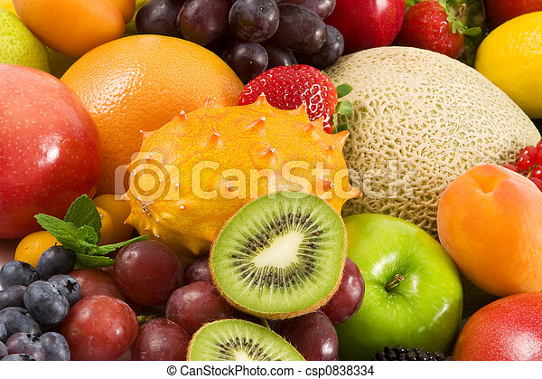 Fruits - csp0838334