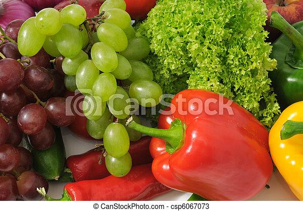fruits  - csp6067073