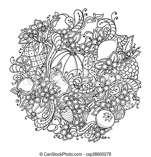 design coloring pages on mac - photo#7
